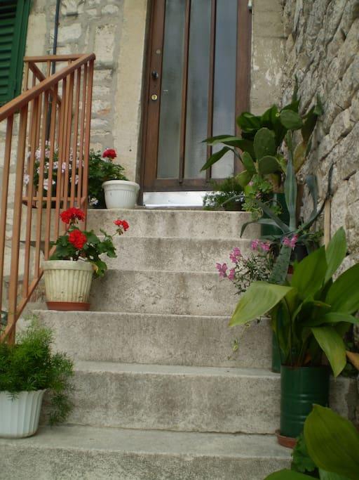 Stone home in  oldest part  Šibenik