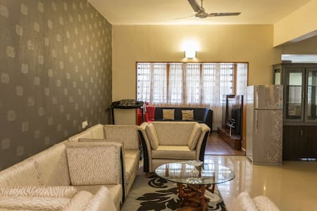 Traveller's Nest - Your HOME away from HOME - Bengaluru - Apartment