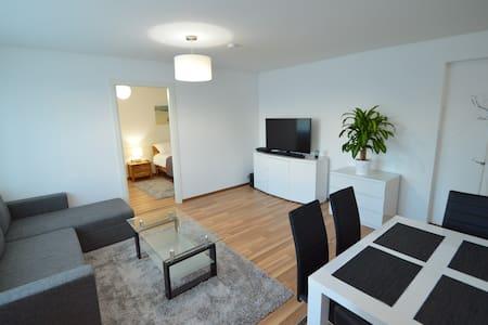 Cozy 2-room apartment close to City Center - Daire