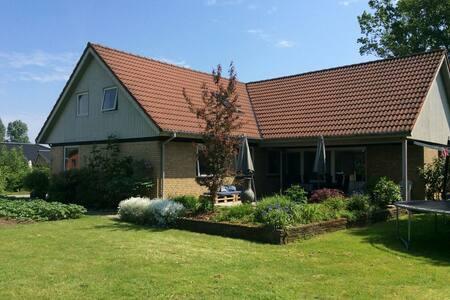 Large familyhouse near Odense city - Rumah