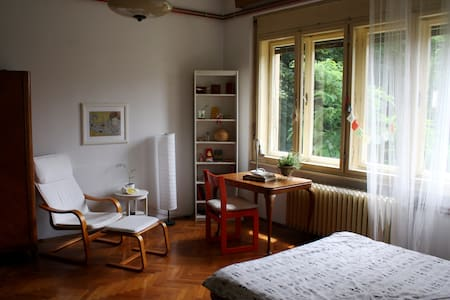 Big cozy room 5 min. from main square! - Apartment