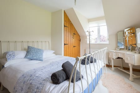 Croyde, Cross Cottage, Double Room - Croyde - Casa