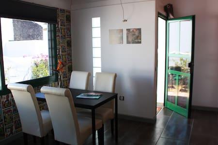 THE WHITE HOUSE with Pool - Playa Blanca - Playa Blanca  - House