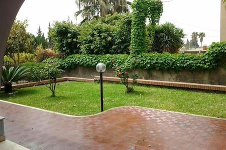 La Pomelia: appartamento in villa - Wohnung