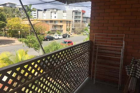 woollongabba CONVENIENT TO UQ CITY ROOM 1 WIFI - Woolloongabba - Leilighet