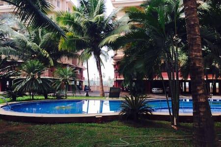 Premium luxury apartment in Goa