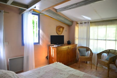Gîte de la Maison Bleue en Provence - Vaison-la-Romaine