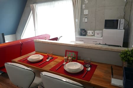 Romantic Getaway Apartment in Naha for about 3 - Last Minute Discount until Nov 10! - Διαμέρισμα