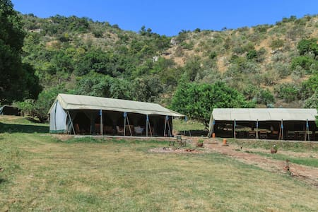 The Nubian In The Mara- Luxury Tented Camp - Narok