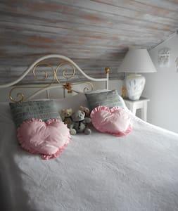 Chambre chez l'habitant chemin régordane , stevens - House