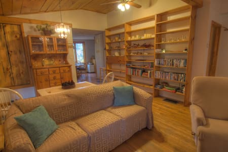 Quiet and cozy Vermont retreat