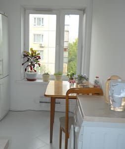 Beautiful and cozy apartment outside city center - Apartemen