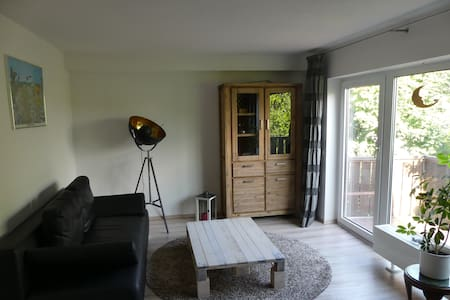 2-room flat with perfect conection to Cologne - Leilighet