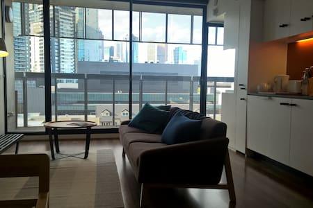 Modern 1 bedroom Southbank, stunning Views - Wohnung