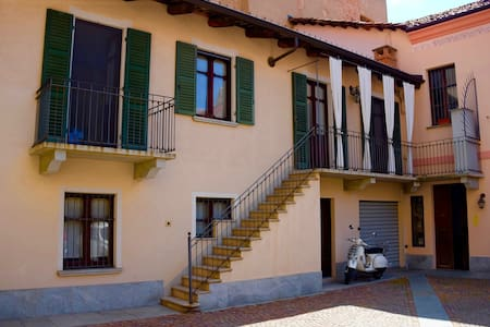 Cuore di Langa - Appartamento centro storico Bra - Huoneisto
