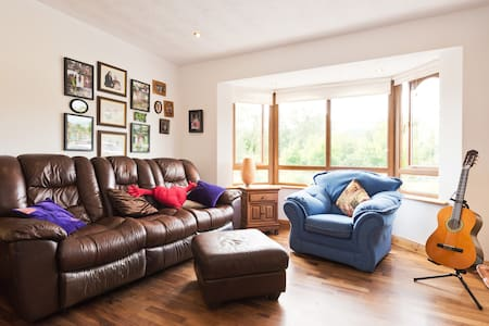 Wicklow Way 4 Bed Bunk Room - Rathdrum - Bed & Breakfast