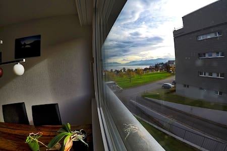 Your retreat - lakeview flat - Au ZH - Wohnung