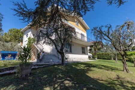 villa 50m dal lago - Desenzano del Garda