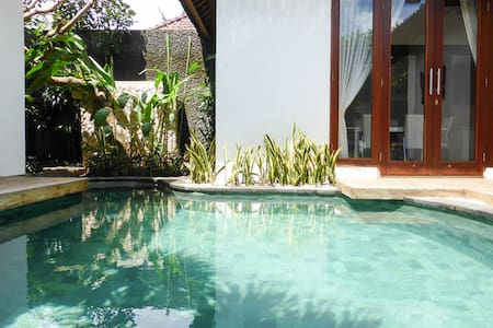 Beautiful, luxurious, Sanur villa.
