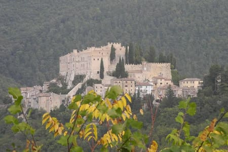 Il Conventaccio Roccasinibalda - Casa