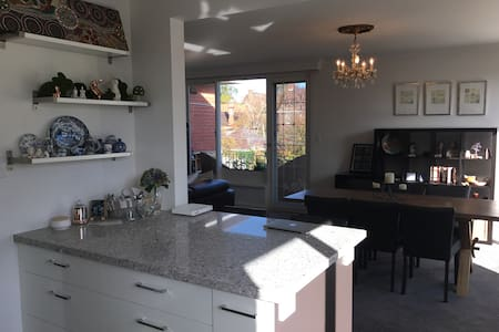 Luxurious living in the perfect location! - Wohnung