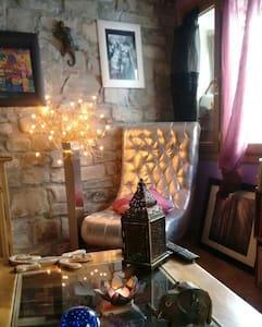 Casa acogedora en el Pirineo - Rumah