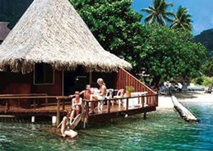 Club Bali Hai Moorea Tahiti - Villa