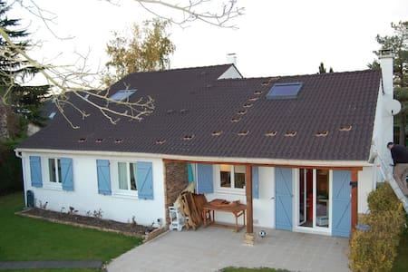 Grande maison proche de Disneyland - Conches-sur-Gondoire