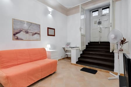 Lovely apartment in a magic Rome - Wohnung