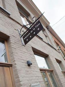Maison de la Paix - Vakantiehuis - Poperinge - Rivitalo