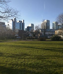1Room next to Canary Wharf - Pis