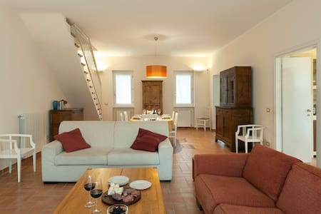 Le Caiole - Appartamento QUERCIA - Lejlighed