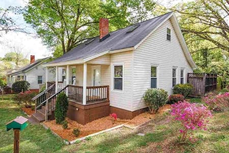Renovated home in historic Dunean Mill community - Casa