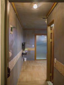 교통이 편리한 작은 공간(Furnished studio) - 公寓