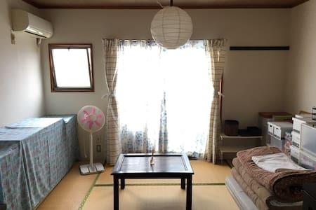 静かでのんびりプライベート重視♪ - Kawagoe-shi - Apartment