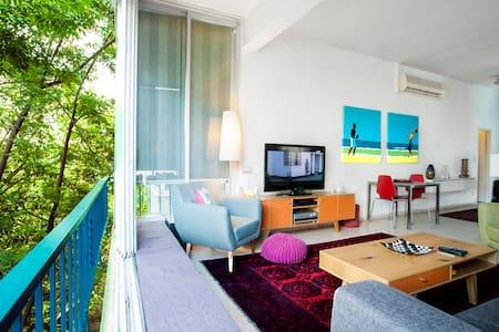 Central design apartment - Tel Aviv-Yafo - Appartamento