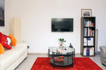 Clean & Modern Bedroom, East of Paris - Romainville - Appartamento