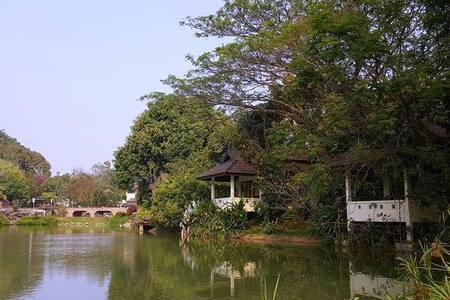 Villa with Lake View at Chiang Mai! - Villa
