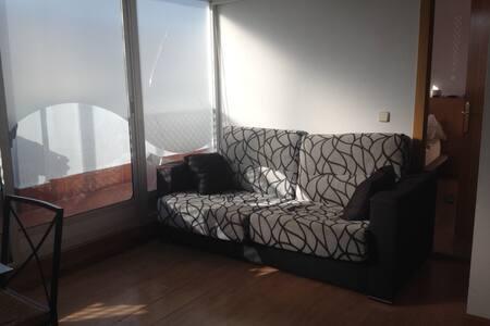Apartamento luminoso y tranquilo - Madrid
