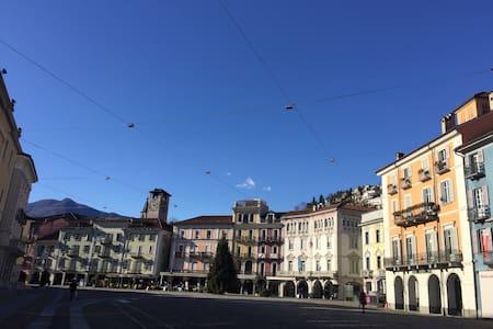 Piazza Grande, Locarno - Lägenhet