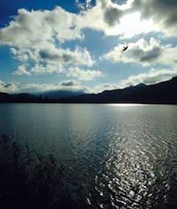 Fantastico duplex a 2 passi da lago e da Svizzera - Besano - Haus