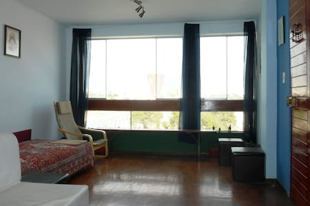 Single bed in a comfortable room - Magdalena - Apartment