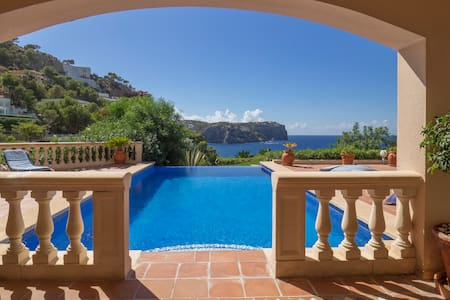 VILLA MORAGUES with AMAZING VIEWS - Andratx