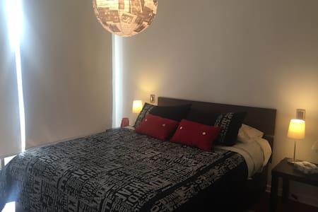 Moderno/cómodo/bienubicado - Santiago - Appartamento