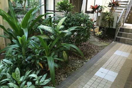 ONLY 2 Block to  Down town!  for 2 people - Ishigaki-shi - Apartment
