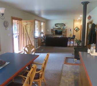 The Port Renfrew Wilderness Lodge - Kabin