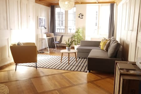 Middle of Bern's Old City - Berne - Apartment