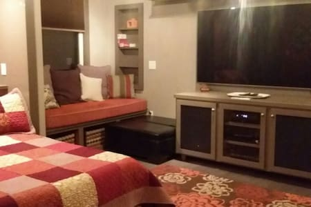 Oceanfront private suite w/bikes 4U - Virginia Beach - Appartement