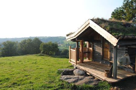 insolite petite cabane - Blockhütte