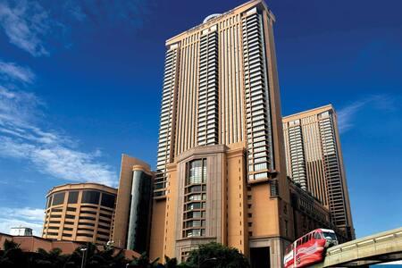 Berjaya Times Square - Private Unit - Apartment